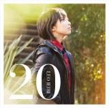 家入レオの3rdアルバム『20』通常盤ジャケット