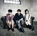 3月23日のライブをもって解散を発表したThe Sketchbook(左から渡邊悠、多田宏、小原莉子)