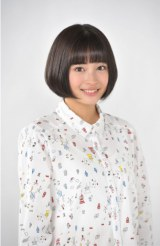 ドラマ『学校のカイダン』(日本テレビ系)でブレイク中の広瀬すず。2015年は彼女の年に?(C)日本テレビ