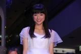 ファンの前で初歌唱しクリスマスムードを盛り上げた優希美青 (C)ORICON DD inc.