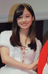 「2014年のヒット人」に選ばれた橋本環奈 (C)ORICON NewS inc.