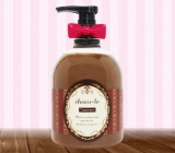 チョコレートとラズベリーの香り ハホニコ『チョコレ トリートメント』(税別1800円)