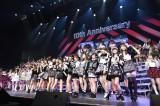 『AKB48リクエストアワー セットリストベスト1035 2015』最終公演の模様(C)AKS
