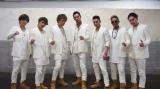 最新アルバムが自己最高50.8万枚を売り上げて週間1位を獲得した三代目 J Soul Brothers(写真左から岩田剛典、NAOTO、登坂広臣、小林直己、今市隆二、ELLY、山下健二郎)