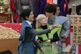 笑顔あふれるマッサン夫婦(C)NHK