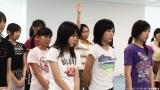 劇場デビュー前、11歳当時の松井珠理奈