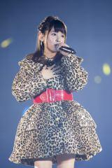 オーディションで歌った中森明菜の「少女A」を披露したNMB48の山田菜々(C)NMB48