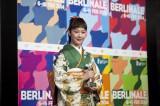 ベルリン国際映画祭で最優秀女優賞の銀熊賞を受賞した黒木華 (C)Jean-Louis TORNATO