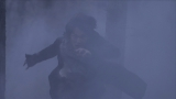 NHK BSプレミアムで「イギリス特集」綾野剛出演プロモーションスポット「疾走篇」より(C)NHK