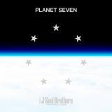 最新アルバム『PLANET SEVEN』ジャケット写真