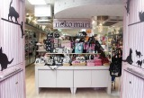 キデイランド大阪梅田店がプロデュースした猫専門店「neko mart」