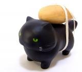 キデイランド大阪梅田店がプロデュースした猫専門店「neko mart」 フィギュア作家・まめプロさんの「お弁当ねこ」