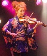 日本デビューアルバム『踊る!ヴァイオリン』の発売記念プレミアムライブを行ったリンジー・スターリング (C)ORICON NewS inc.