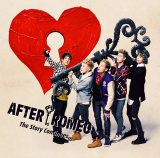 After Romeoの1stアルバム『The Story Continues...』初回盤A