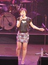 『Coming Next 2015』に出演したNao Yoshioka (C)ORICON NewS inc.