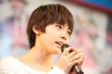 3月25日にCDデビューするM!LKの山崎悠稀