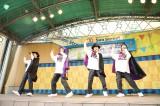 3月18日にCDデビューするMAGiC BOYZ