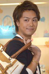 CMで初キスシーンに「照れくさい」とはにかんだEXILE・TAKAHIRO (C)ORICON NewS inc.