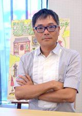 「第6回したまちコメディ映画祭 in 台東」総合プロデューサー・いとうせいこう (C)oriconME inc.