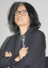 長編アニメ初監督作品で思いを語った岩井俊二氏  (C)ORICON NewS inc.