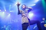 5人組ロックバンド・INKTが大阪・BIGCATでのワンマンライブ『the birth of INKT』を開催