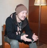 ORICON STYLEのインタビューに応じた岸誠二監督 (C)ORICON NewS inc.