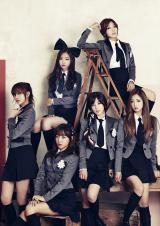 韓国の6人組グループ・Apink