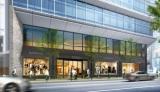 東京・六本木に16年秋オープン予定の、バーニーズ ニューヨーク店舗イメージ