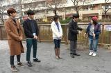 日本の美味しいもの巡るツアーに東方神起のチャンミン(左端)・ユンホ(左から2番目)が初登場する (C)TBS