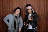 ザ・クロマニヨンズの真島昌利が真城めぐみ(左)らと新バンド「ましまろ」を結成