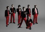 在日ファンク、メジャー1stシングル「ぜいたく」(5月6日発売)収録の「わからん」「ぜいたく」の2曲がダブルで主題歌に決定