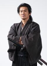 大河ドラマ『花燃ゆ』で坂本龍馬役を演じる伊原剛志(C)NHK