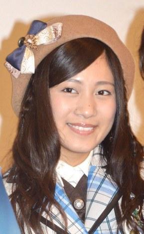 ドキュメンタリー映画『アイドルの涙 DOCUMENTARY of SKE48』公開前夜祭に出席した斉藤真木子 (C)ORICON NewS inc.