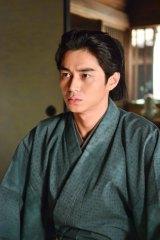大河ドラマ『花燃ゆ』で久坂玄瑞を演じる俳優の東出昌大(C)NHK