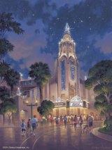 スペシャルバージョンの「カーセイ・サークル・シアター」  As to Disney photos,logos,properties:(C)Disney