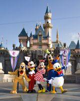 カリフォルニア ディズニーランド・リゾート「ディズニーランド・パーク」 As to Disney photos,logos,properties:(C)Disney