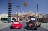 カリフォルニア ディズニーランド・リゾート「ディズニーランド・パーク」2012年6月に誕生したカーズランド As to Disney photos,logos,properties:(C)Disney
