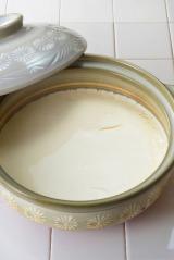 健康や美容、花粉症対策でも注目されている豆乳ヨーグルト 土鍋で作れば失敗しらず!?