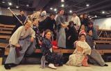 公開稽古が行われた、舞台『最後のサムライ』。(C)De-View