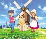 TVアニメシリーズ「世界名作劇場」の「フランダースの犬」(c)NIPPON ANIMATION CO.,LTD.