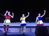 高校3年制ユニット「callme」が楽曲、衣装など完全セルフプロデュースでデビュー(左から)RUUNA、MIMORI、KOUMI