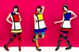 仙台発のアイドルユニットDorothy Little Happyから選抜された「call me」(左から)RUUNA、MIMORI、KOUMI
