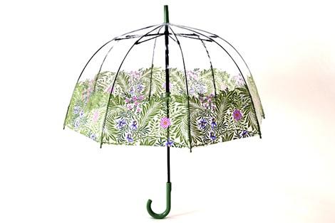 英国発の鳥かご傘 新モデル「Larkspur(ラークスパー)」