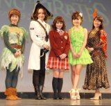 (左から)神野千奈、かでなれおん、奥仲麻琴、太田希望、うちやえゆか (C)ORICON NewS inc.