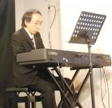 「ニコニコ動画」で即興曲披露した新垣隆 (C)ORICON NewS inc.