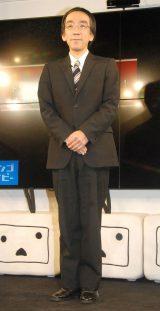 ニコニコ生放送『新垣隆 ドワンゴジェイピー配信記念!サルでも分かる!?俺のクラシック』に出演した新垣隆 (C)ORICON NewS inc.