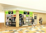 JR東日本の駅売店「KIOSK」の新型ショップ『NewDays KIOSK』モデル店舗イメージ