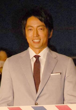 映画『風に立つライオン』初日舞台あいさつに出席した大沢たかお (C)ORICON NewS inc.