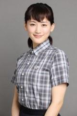 『第8回 恋人にしたい女性有名人ランキング』首位を獲得した綾瀬はるか