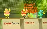 BMX robot Japan新作ロボット記者発表に登場したエンターテイメントロボット『XrobotDancer』 (C)ORICON NewS inc.